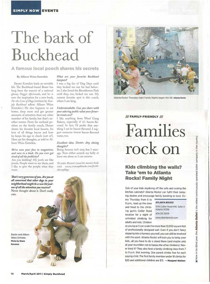 Buckhead Magazine Article