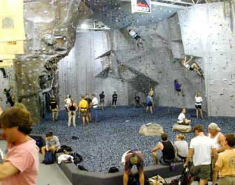 Atlanta Rocks! Intown Indoor Rock Climbing Gym